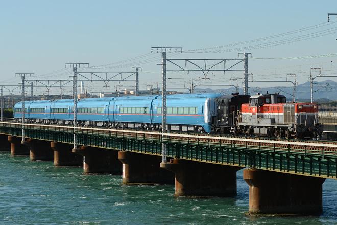 【小田急】60000形60255F(MSE)甲種輸送