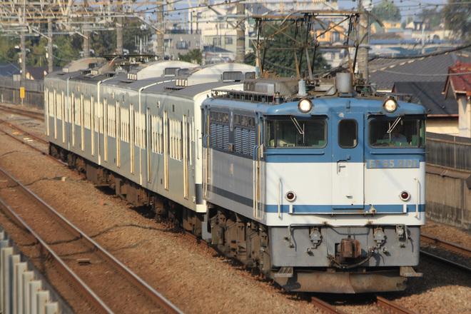 【西武】新101系249F甲種輸送