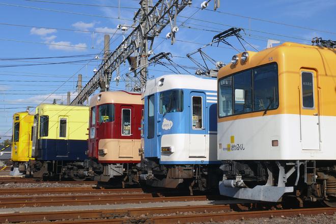 【近鉄】きんてつ鉄道まつり2015開催