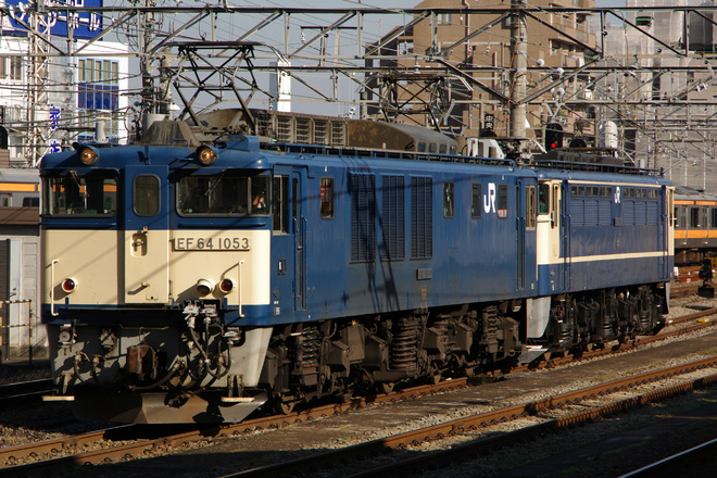 2nd-train Topics 【JR東】EF65-...