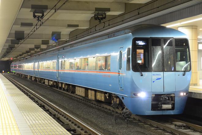 【小田急】メトロ大山号運転