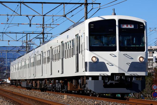 【西武】新101系1257F 出場試運転