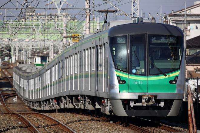 【メトロ】16000系16119F試運転