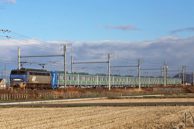 【メトロ】16000系16122F甲種輸送