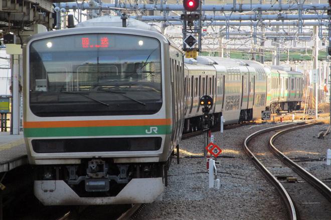 【JR東】E231系ヤマU526編成 東京総合車両センター出場