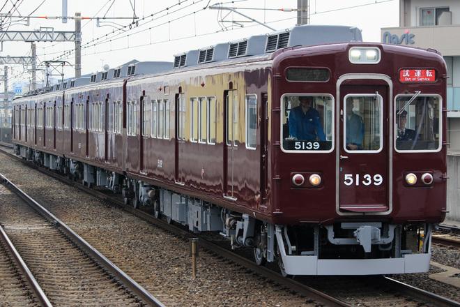 【能勢】5100系5138F 出場試運転