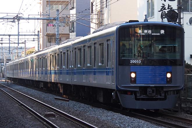 【西武】20000系20152F・20153F フルカラーLED化