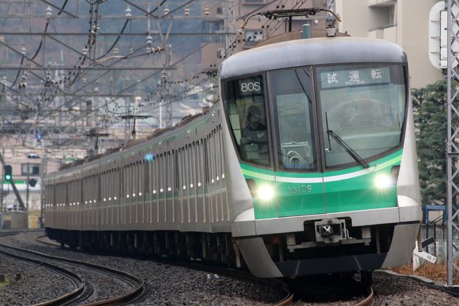 【メトロ】16000系16109F 性能確認試運転