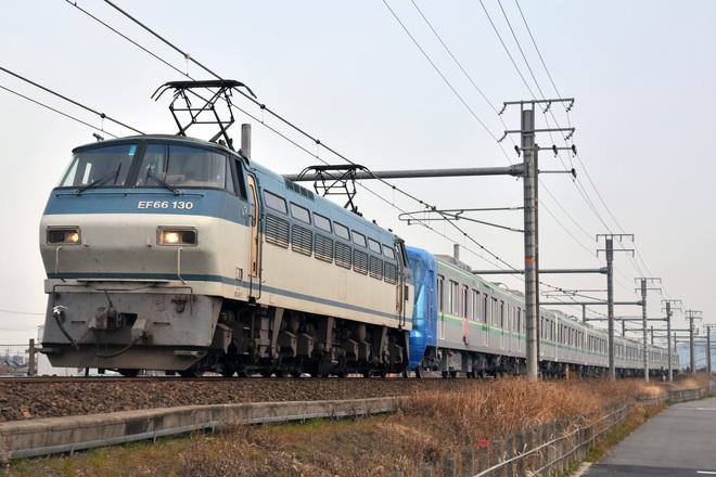 【メトロ】16000系16123F 甲種輸送