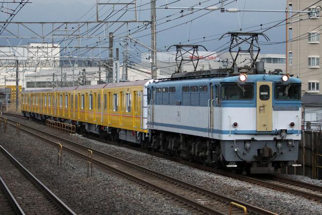 【メトロ】1000系1131F 甲種輸送