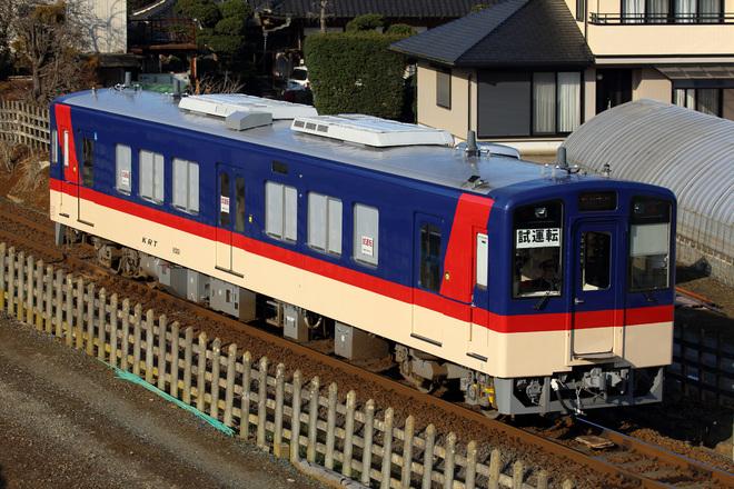 【鹿島】大洗鹿島線8000形試運転