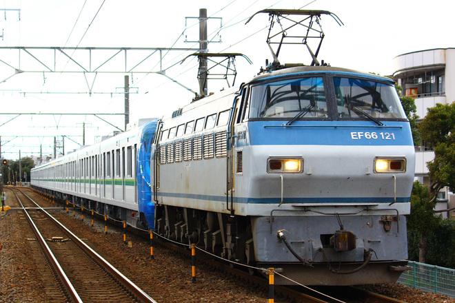 【メトロ】16000系16124F 甲種輸送