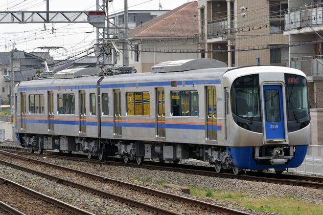 【西鉄】3000形3119F試運転