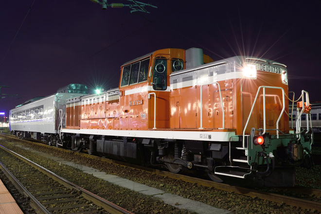 【JR北】キハ182-7562 函館に回送