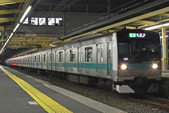 【JR東】E233系小田急線新百合ヶ丘以西での営業運転を開始