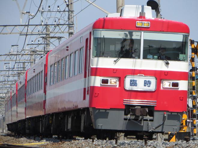 【東武】1800系1819F、60000系61607Fによる団体臨時列車運行