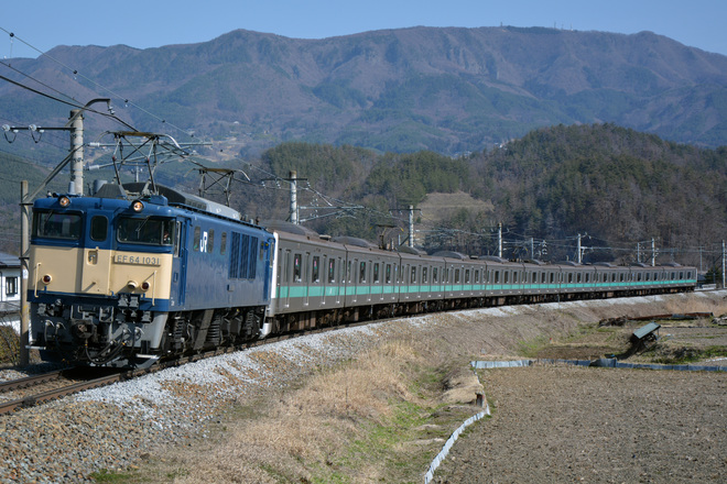 【JR東】E233系マト11編成長野総合車両センター出場配給