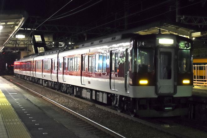 【近鉄】5200系VX08出場回送