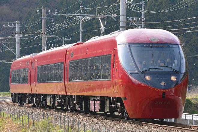 【富士急】「富士山ビュー特急」スイーツプラン乗車体験ツアー