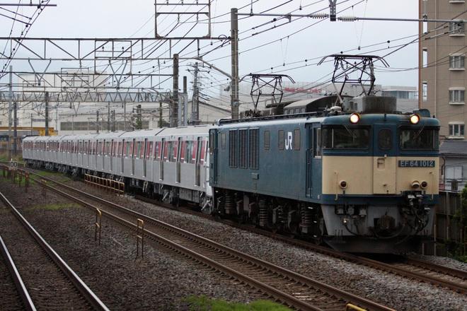【都営】12-600形12-671F 甲種輸送