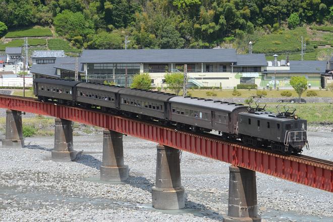【大鉄】電気機関車牽引 長距離鈍行列車ツアー