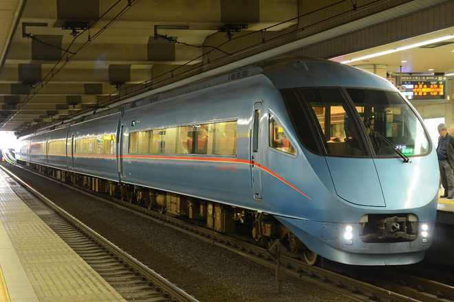 【小田急】メトロ新緑号運転