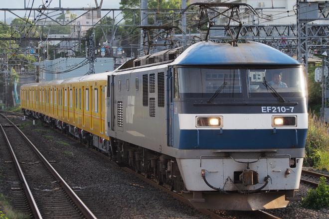 【メトロ】1000系1133F 甲種輸送