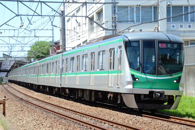 【メトロ】16000系小田急線 新宿入線・日中に伊勢原入線