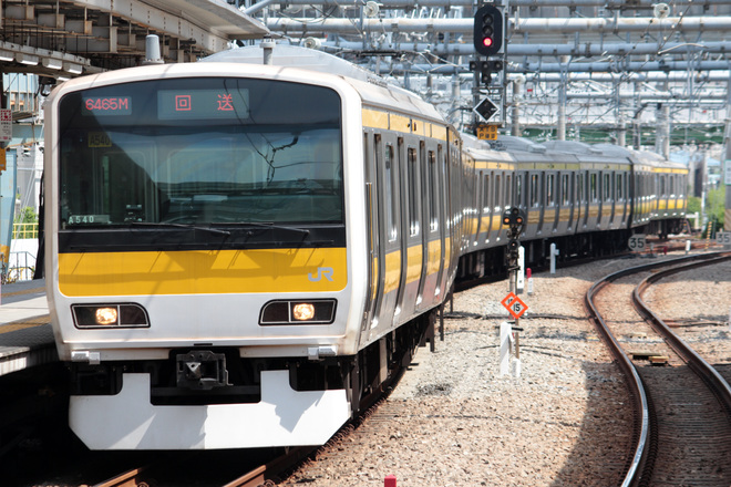 【JR東】E231系ミツA540編成 東京総合車両センター出場