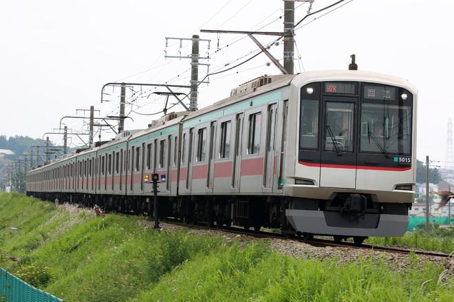 【東急】5050系5115F 長津田車両工場へ入場