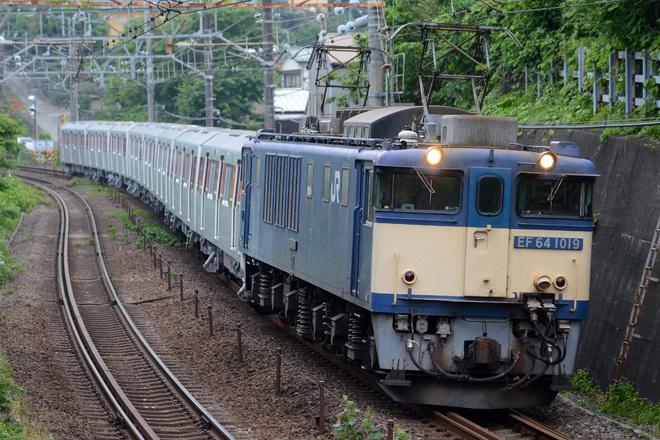 【都営】12-600形12-681F 甲種輸送