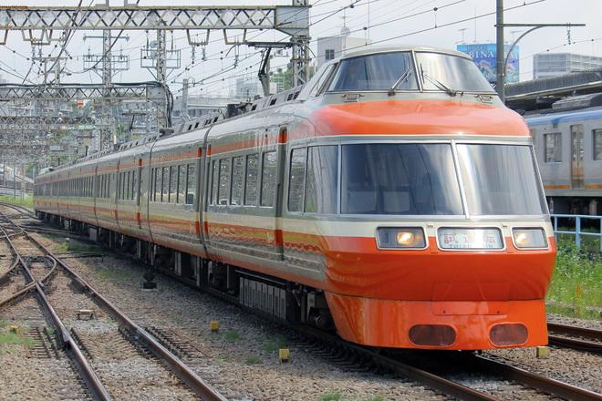 【小田急】7000系7003F(LSE) 試運転