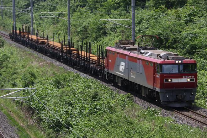 【青い森】EH500-31牽引の青い森鉄道工臨運転