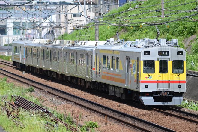 【東急】7700系7906F 長津田車両工場入場
