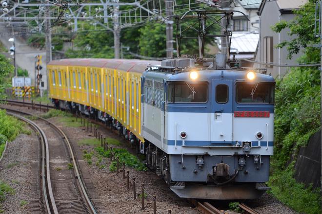 【メトロ】1000系1134F 甲種輸送