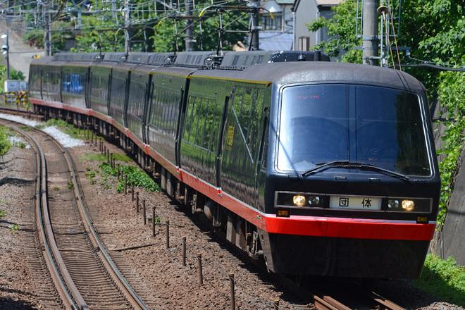 【伊豆急】2100系R-4編成(リゾート21EX 黒船電車) 団体臨時列車