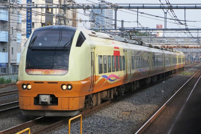【JR東】E653系 臨時夜行「スターライト上野」運転