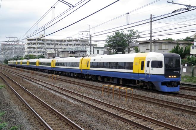 【JR東】255系Be-03編成 大宮総合車両センター機器更新出場