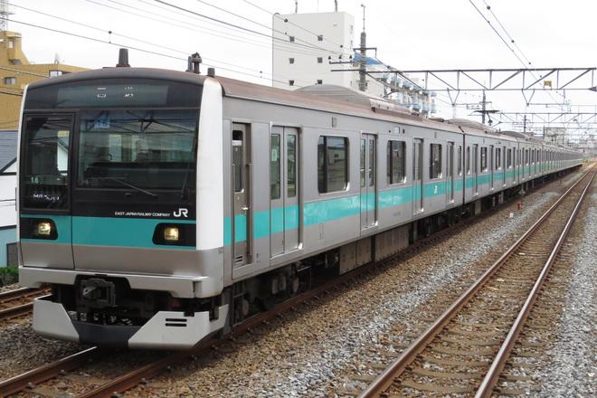 【JR東】E233系2000番台マト16編成長野総合車両センターへ回送