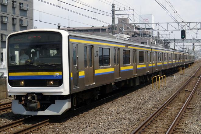 【JR東】209系2100番台C613編成 試運転