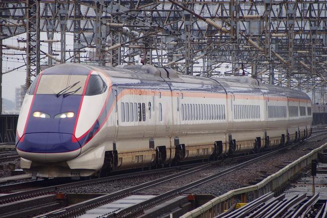【JR東】E3系L66編成による団体専用列車