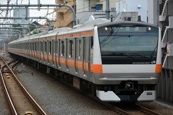 【JR東】E233系トタT41編成 東京総合車両センター出場