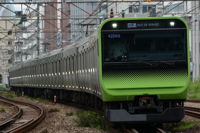 【JR東】E235系トウ01編成 内回り乗務員訓練