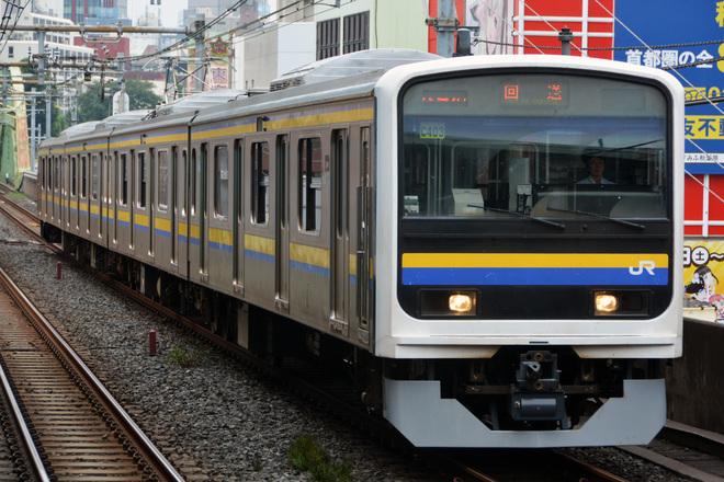 【JR東】209系マリC403編成大宮総合車両センター出場