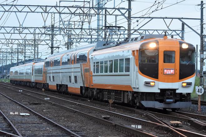 【近鉄】30000系と22000系の新塗装同士が連結