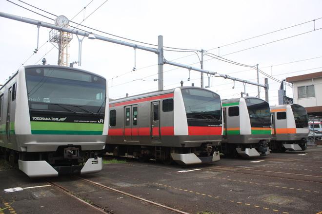 【JR東】東京総合車両センター2016夏休みフェア開催