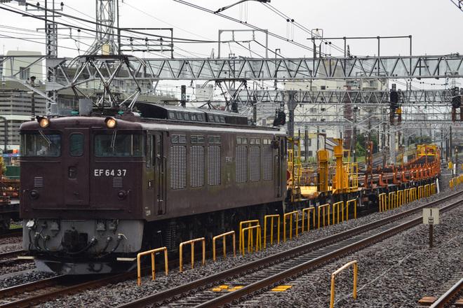 【JR東】EF64-37牽引新津工臨