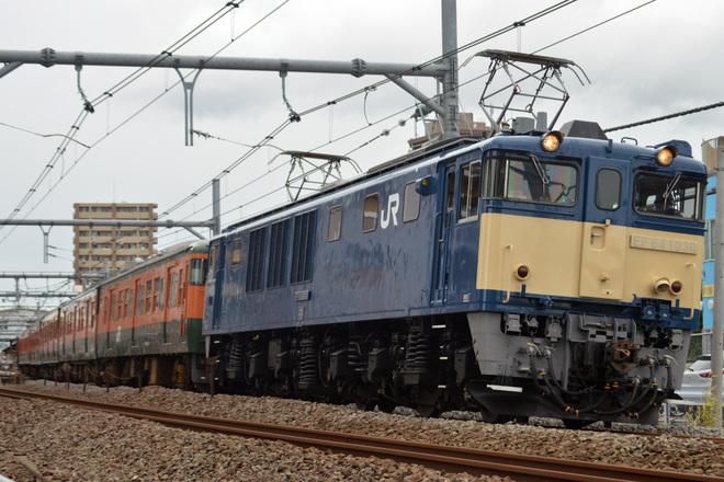 【JR東】115系T1144/T1145編成廃車配給