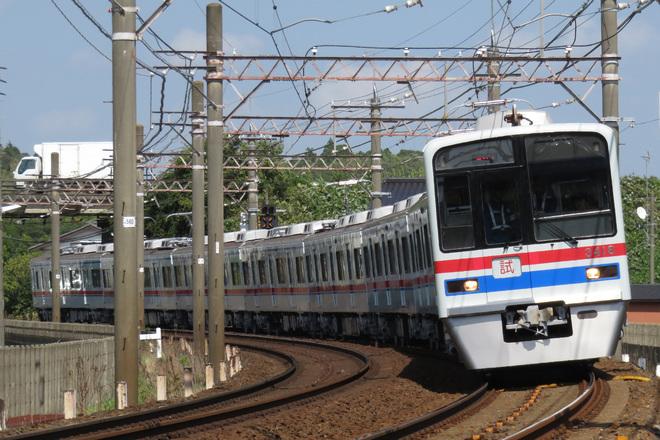 【京成】3400形3418編成 出場試運転