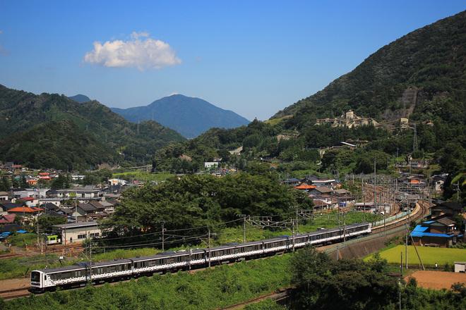 【JR東】209系『MUE-Train』中央本線試運転